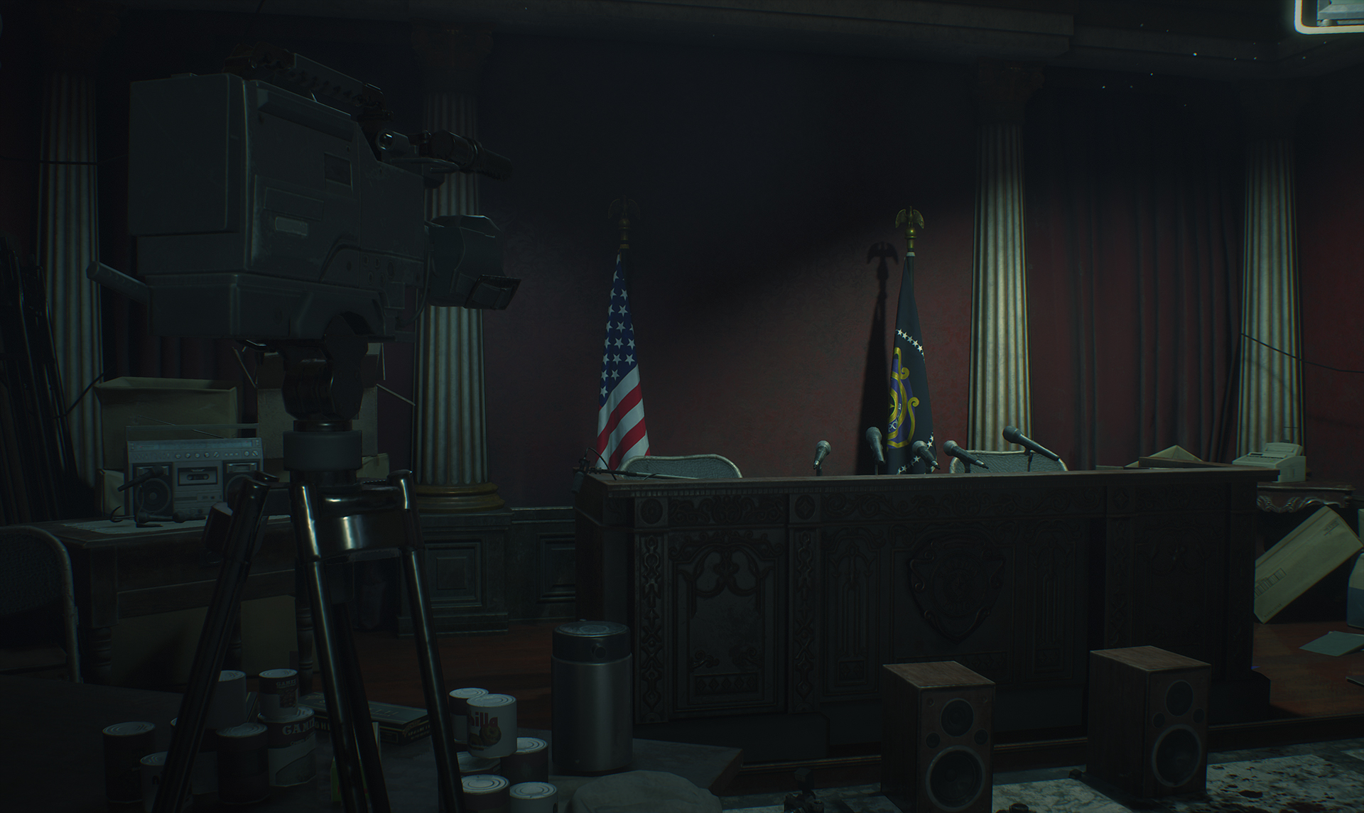Press Room Resident Evil Wiki Fandom