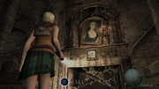 Resident Evil 4 Stone Tablet location