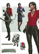 Resident Evil 6 Art Book 9