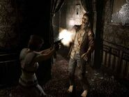 Resident Evil remake screenshot3