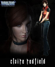 Claire Redfield RE CV by Claire Wesker1