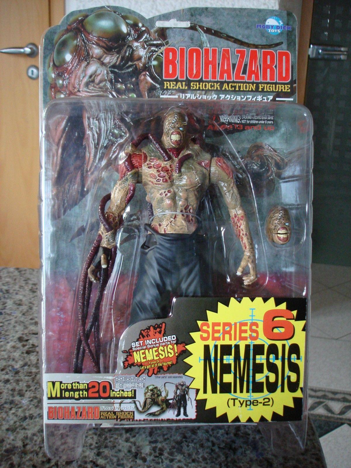 Nemesis Type 2 Resident Evil Wiki Fandom
