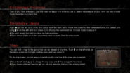 Resident Evil HD Remaster manual - Xbox One english, page8