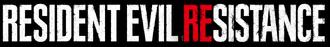 Resident Evil Resistance title