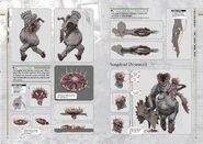 Resident Evil Revelations Artbook - page 13