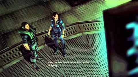 Resident Evil Revelations all cutscenes Episode 10-2 opening