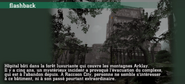 Resident evil outbreak raccoon city forest abandonned hospital arklay