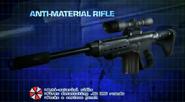 Anti-Material Rifle Elite DLC Trailer Desc