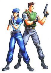 Jill y chris