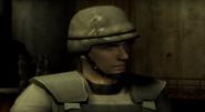 Private Anti-Biohazard Service Soldier 3
