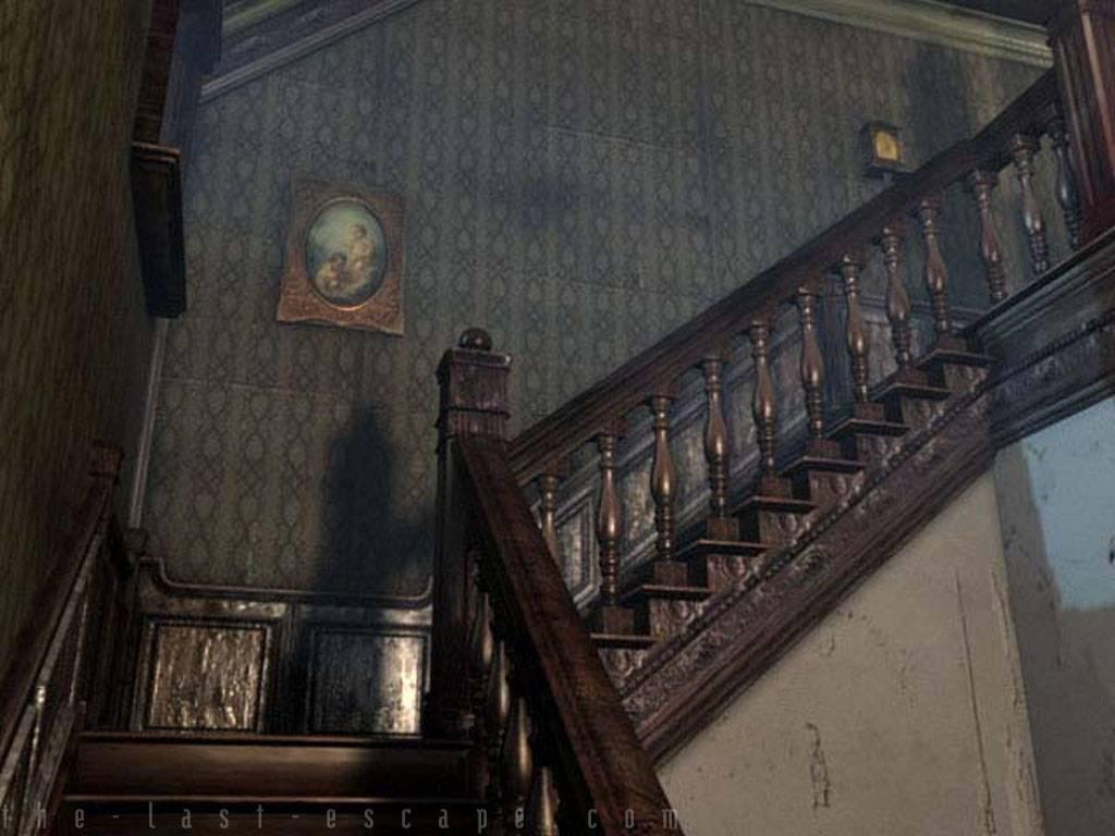 Spencer Mansion Birdcage Corridor Resident Evil Wiki