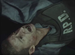 No.140 RE2 - Who Left Leon with Vital Information?