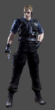 RE.NET Extra File Albert Wesker (RE5)