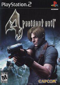 Resident evil4 ps2