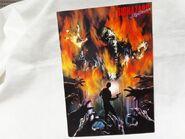 BIOHAZARD Nightmare postcards 4