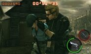 Mercenaries 3D - Jill and Wesker 2