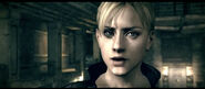 RE5 Jill, before becoming unconscious