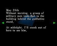 RECV Files - Prisoners Diary 05