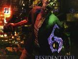 Resident Evil 6 China Invasion Dynamic Theme