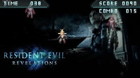 Resident Evil Revelations Ghost Ship Panic