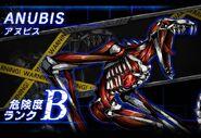 BIOHAZARD Clan Master - Battle art - Anubis 1