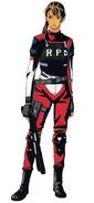Elza Walker RPD armor