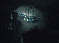 No.148 RE2 - Rookie Leon's First Assignment