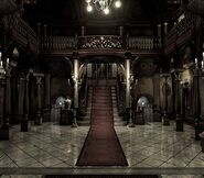 REmake background - Entrance hall - r106 00036