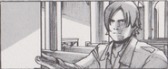 Resident Evil 6 storyboard - Tall Oaks Cathedral 7