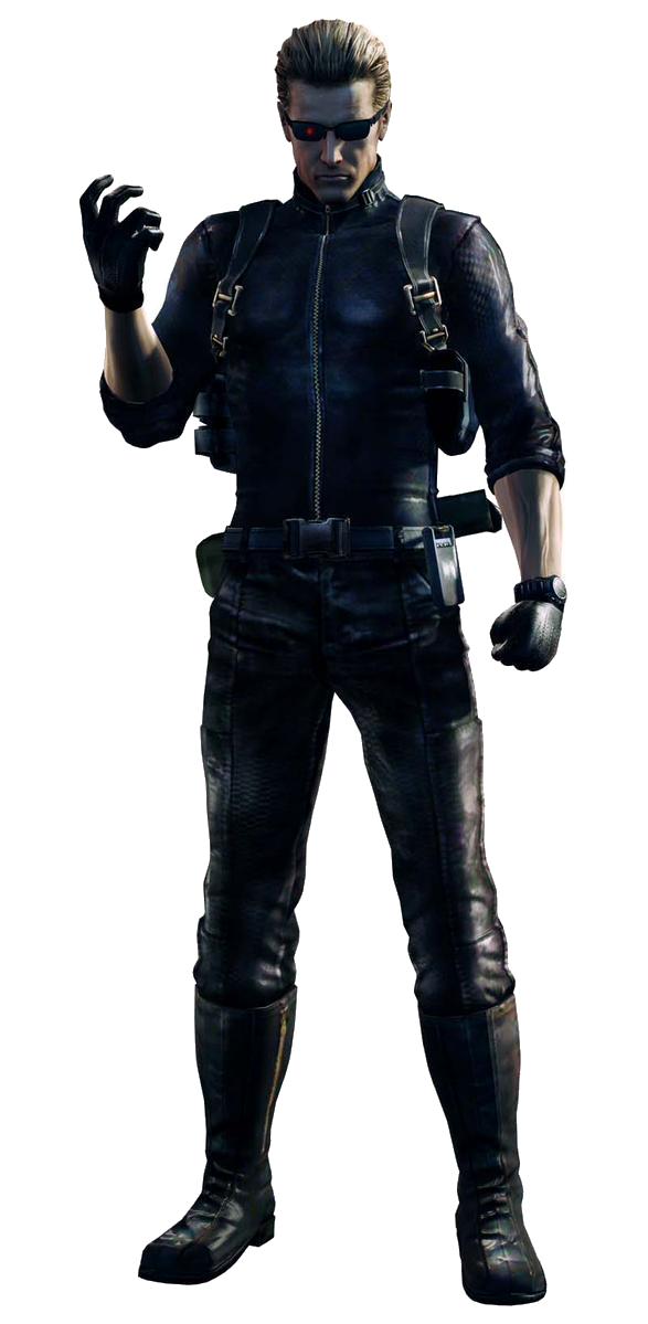 Albert Wesker Resident Evil Wiki Fandom