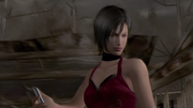 Ada contacts Wesker after arriving Spain