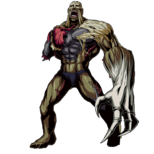 BIOHAZARD Clan Master - BOW art - Thanatos R