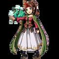 Biohazard Clan Master X Final Fantasy Brigade - Claire Redfield