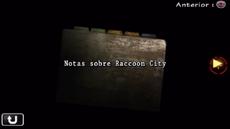 Notas sobre Raccoon City