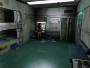 RE2 Lab security manual location