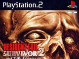 Resident Evil Survivor 2 CODE:Veronica