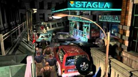 Resident Evil 3 Nemesis cutscenes - Hero Time