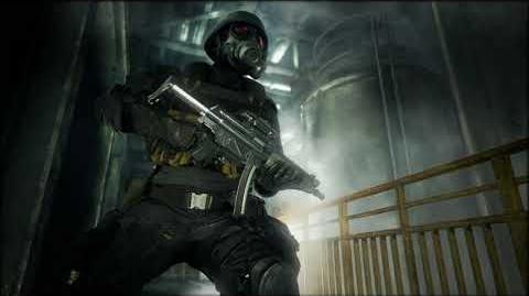 Hunk theme Looming Dread (Resident Evil 2 Biohazard RE 2 OST)
