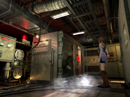 RE3 Treatment Room Passage 1