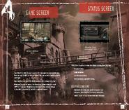 Resident Evil 4 GameCube manual 8