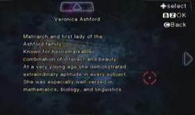 Veronica Ashford (Archivo)