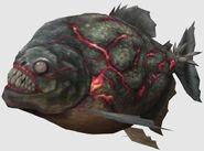 Piranha model