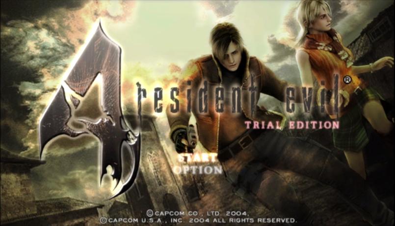 Resident Evil 4 Preview Disc Resident Evil Wiki Fandom