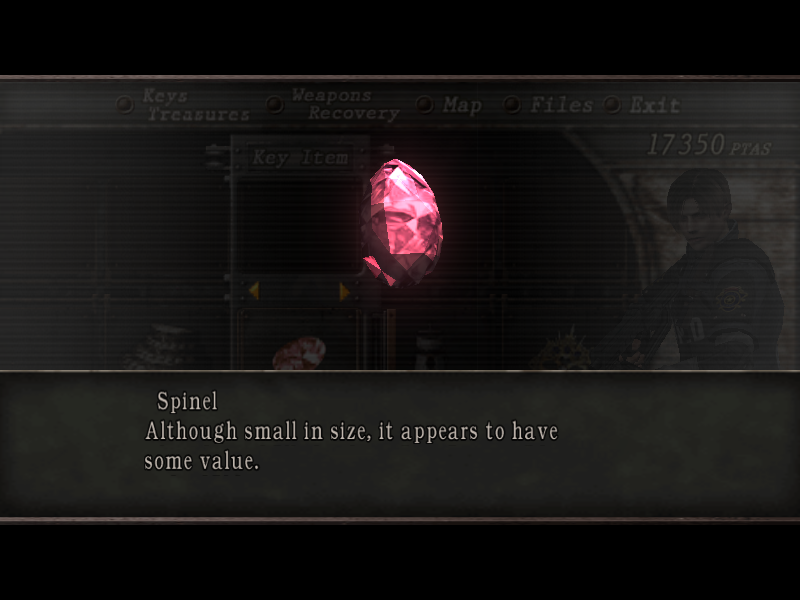 Spinel | Resident Evil Wiki | FANDOM powered by Wikia