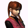 Claire Redfield Portrait RE2