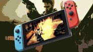 Nintendo Switch Demo!『Resident Evil 5』