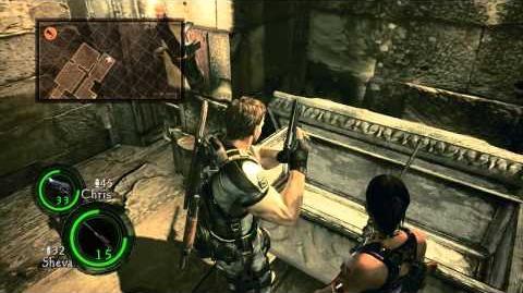 PC Longplay 455 Resident Evil 5 (part 2 of 4) 2P - Sheva Side