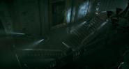Queretaro Mansion Stairs