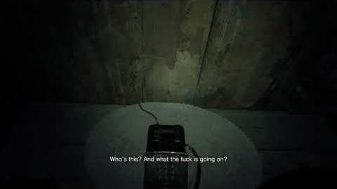 Resident Evil 7 biohazard all scenes - Zoe's call 1