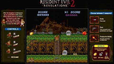 Resident Evil Revelations 2 Ghouls 'n Homunculi
